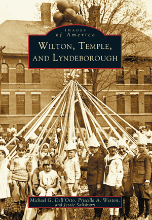 Wilton, Temple, and Lyndeborough by Michael G  Dell'Orto