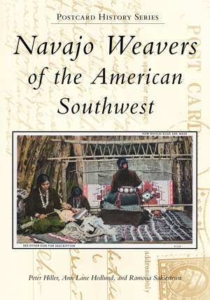 Navajo Weavers of the American Southwest by Ann Lane Hedlund